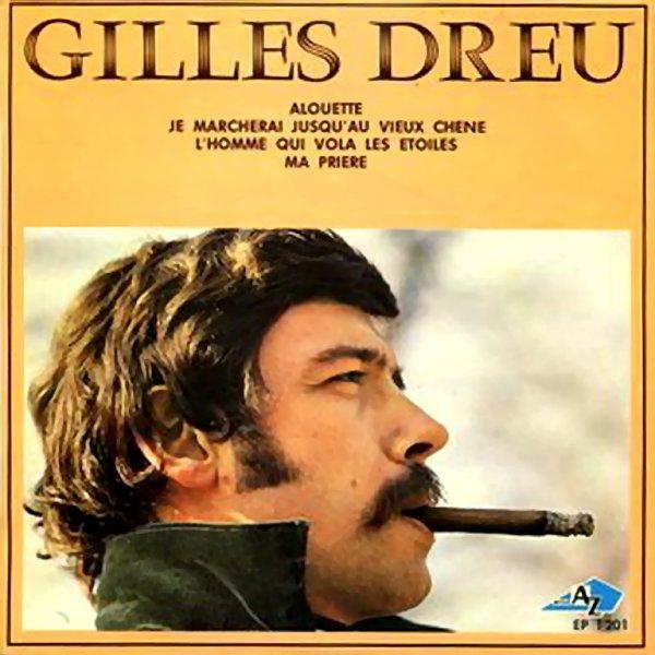 1968 - GILLES DREU - ''ALOUETTE''