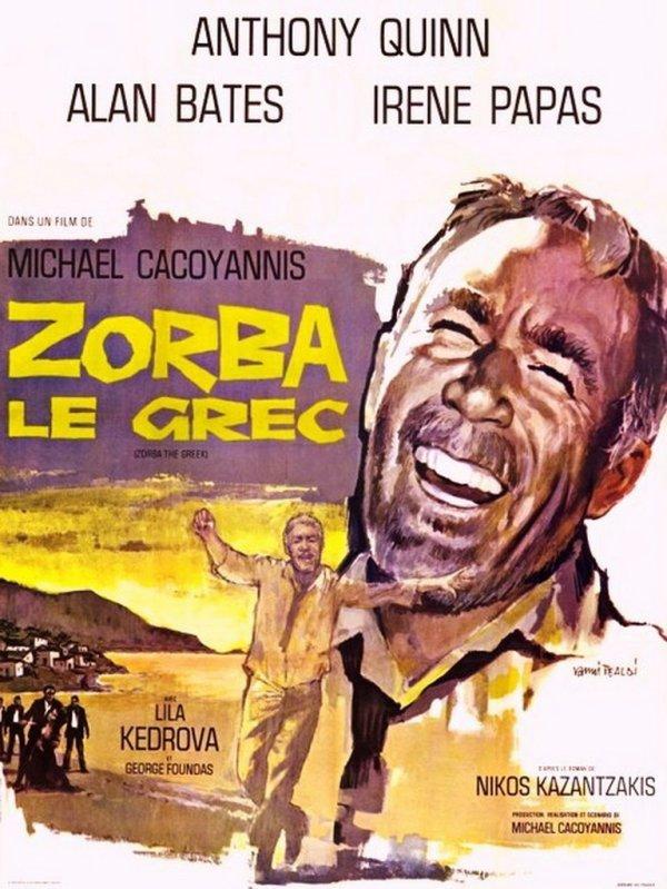 1965 - NIKE TAKIS - (ZORBA LE GREC) - MIKIS THEODORAKIS - ''SIRTAKI''