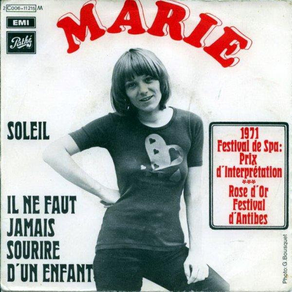 1971 - MARIE - ''SOLEIL''