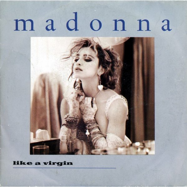 1985- MADONNA - ''LIKE A VIRGIN''