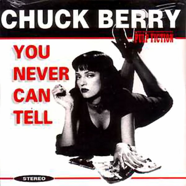 1964 - CHUCK BERRY - ''YOU NEVER CAN TELL''