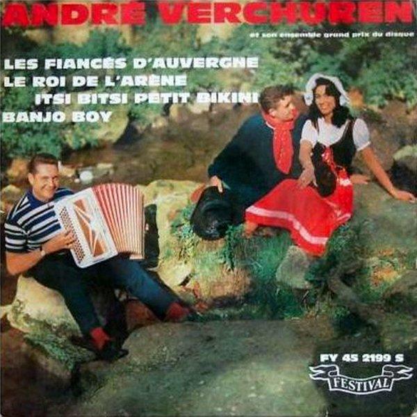 1960 - ANDRÉ VERCHUREN - ''LES FIANCÉS D'AUVERGNE''