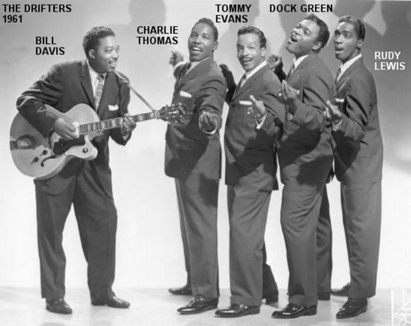 1961 - THE DRIFTERS - ''SWEETS FOR MY SWEET''