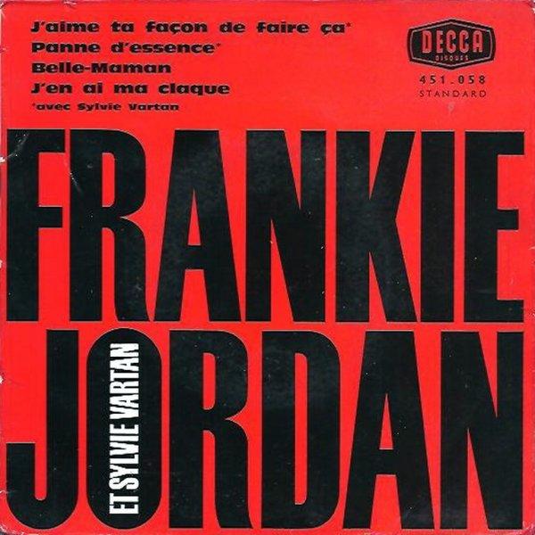 1961 - FRANKIE JORDAN & SYLVIE VARTAN - ''PANNE D'ESSENCE''
