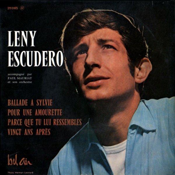 1962 - LENY ESCUDERO - ''POUR UNE AMOURETTE''