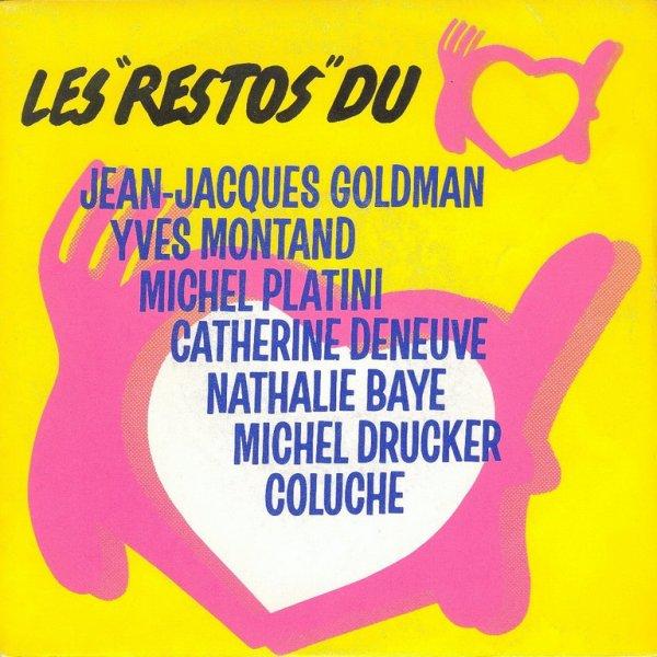 1986 - JEAN-JACQUES GOLDMAN / COLUCHE - ''LES RESTOS DU C¼UR''