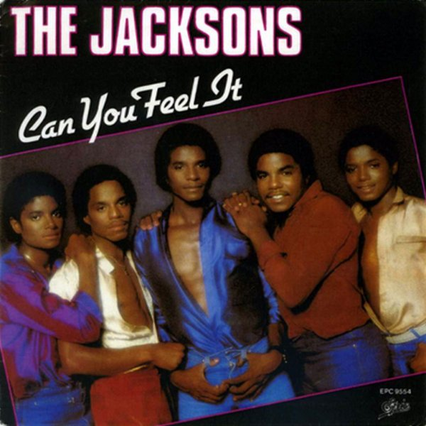 1980 - THE JACKSON FIVE - ''CAN YOU FEEL IT''
