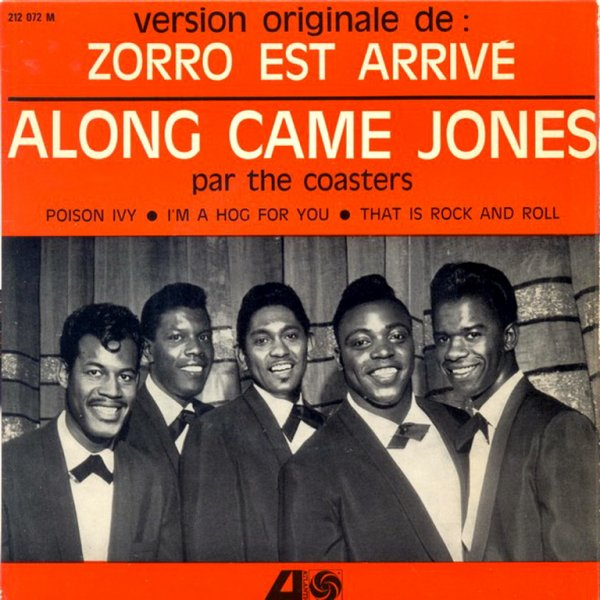 1959 - THE COASTER - ''ALONG CAME JONES''