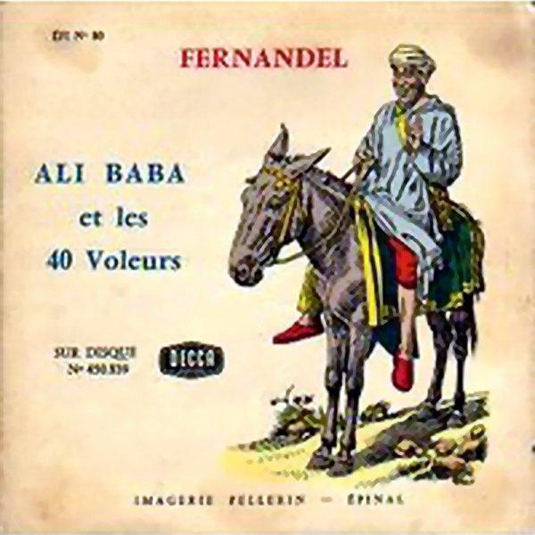 1954 - FERNANDEL - ''ALI BABA''