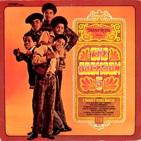 1969 - THE JACKSON FIVE - ''I WANT YOU BACK''