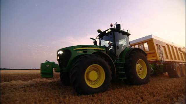 Tractorus agripassion
