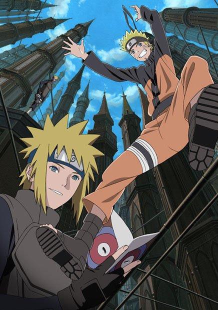 Un 8ème Film Naruto + 7éme  Film Vostfr