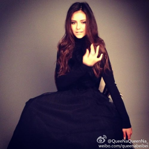 Nina Dobrev en Chine: Shoots,Conventions,Tapis Rouges...