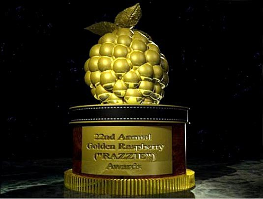 Razzie Awards: 10 nominations pour Breaking Dawn partie 2... #LOOOL !