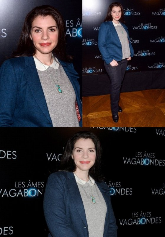 Photos: Stephenie Meyer à Paris