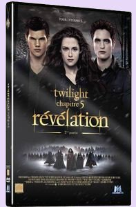 Sortie du DVD de Breaking Dawn partie 2 !
