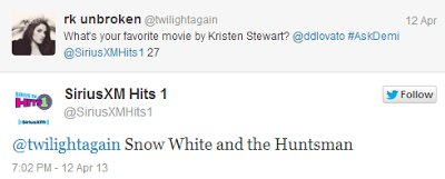 "Demi Lovato fan de ""SWATH"""