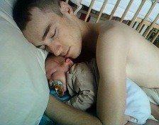 moi et mon fils =)