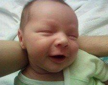mon fils matheo <3