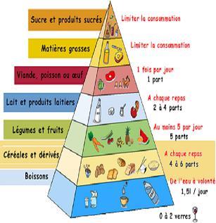 liste des aliments par famille