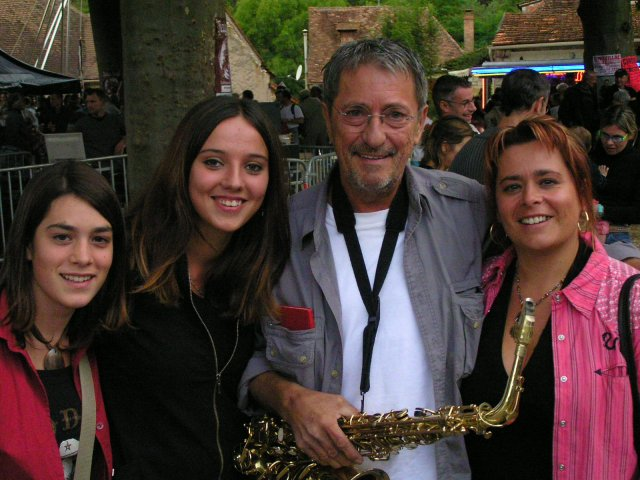 Nos soirées avec l'orchestre de René Coll.