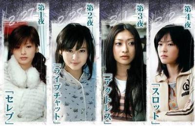 Tsubasa no Oreta Tenshitachi  Saison 1