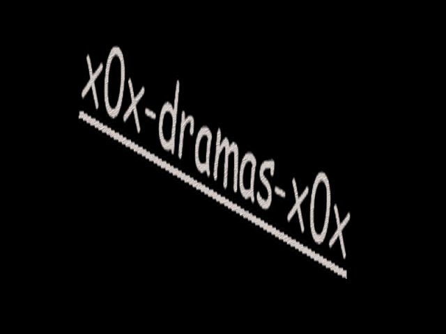 Blog de x0x-dramas-x0x