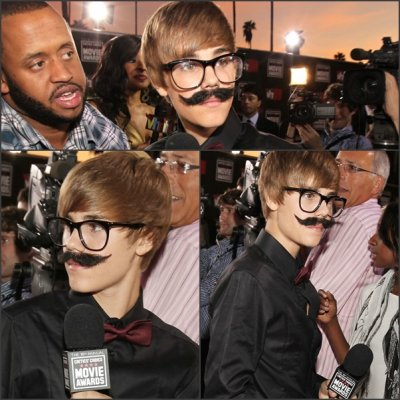 Justin au Critics' Choice Movie Awards 2011 à Los Angeles. PHOTOS FRAICHES ET DROLES