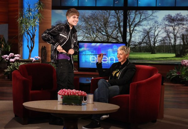 Gros show chez Ellen Degeneres