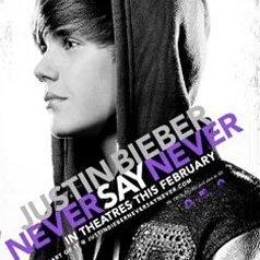 Justin Bieber : Never say Never sans doute nominé au Oscar... de l'an prochain.