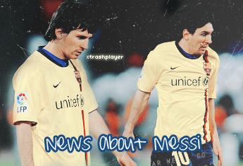 Bienvenue sur xtrashplayer ta source  sur Lionel Messi  l'attaquant  du FC Barcelone et de L'Argentine