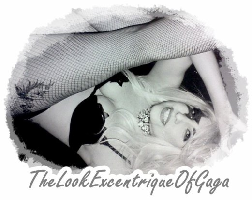 ✄---The-Look-Excentrique-Of-Gaga---✄