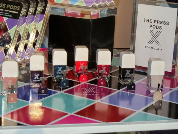 Sephora Nail Polish Pods, One Time Use Nail Enamels