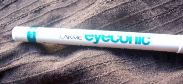 Lakme Eyeconic Kajal in White