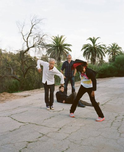 NEW RHCP Promo Picture