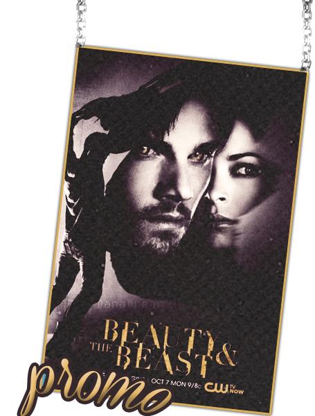 Beauty and the Beast Saison 2 Affiche promo ( Création dejensendaily )