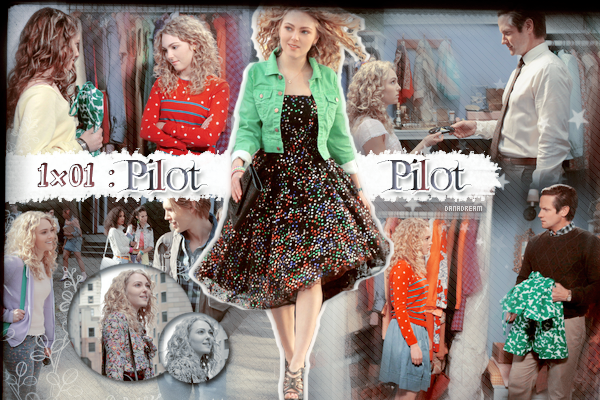 The Carrie Diaries 1x01 Pilot (Création de magic-iscoming)