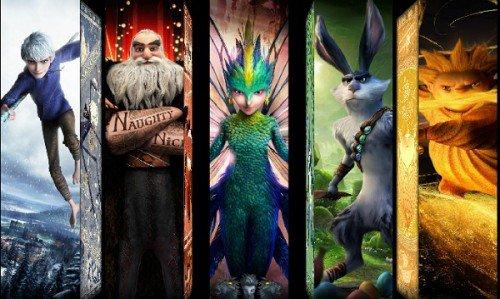 les 5 légendes
