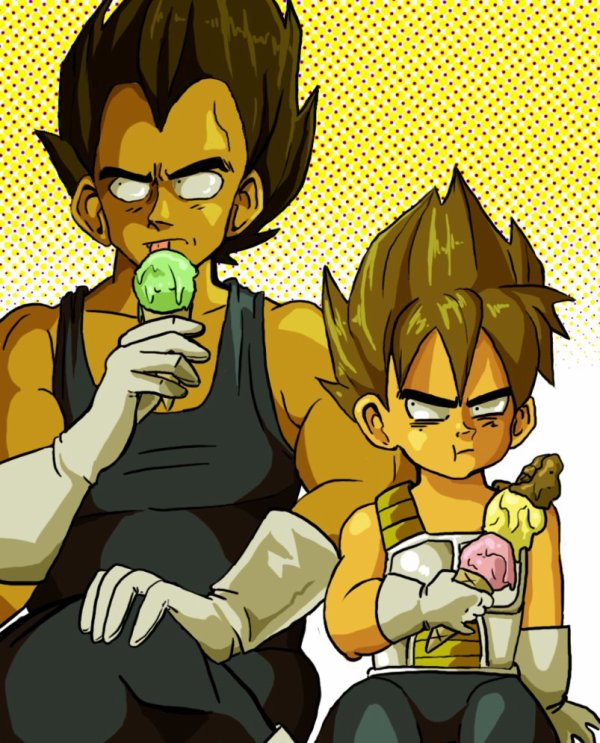 bonne apetit les otaku !