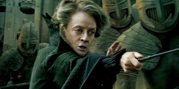 McGonagall serait une traîtresse