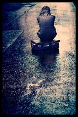 - « Partir n'est pas toujours un abandon, c'est aussi une façon de préserver ce qui  a été vécu si l'on sait s'en aller avant qu'il ne soit trop tard. »