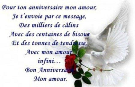 Joyeux Anniversaire Mon Amour Blog De Simpleamitie