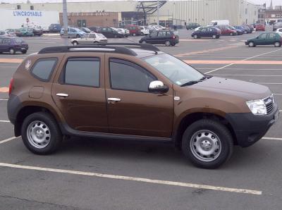 voici la nouvelle voiture