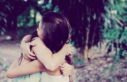Normalement l'amitié est là quand ça ne va pas en amour, mais parfois c'est l'amour qui brise l'amitié.