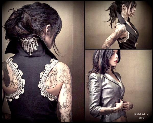 Kat Von D Los Angeles  << Ligne de vêtements >>