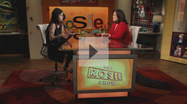 Kat Von D's The ROSIE show