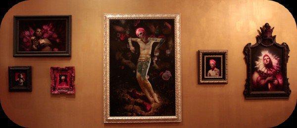 Kat Von D's Wonderland Gallery