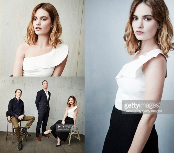 War and Peace - PHOTOSHOOT