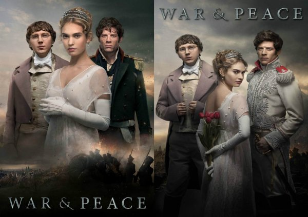 War and Peace - PHOTOSHOOT - SONDAGE