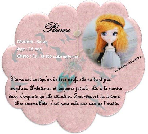 Presentation de mes doll